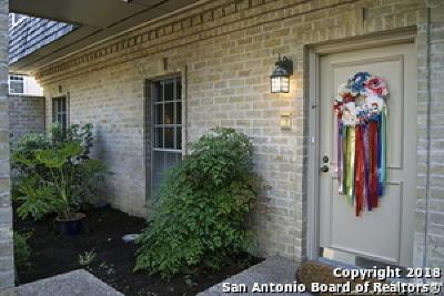 San Antonio Condo/Townhouse New: 7731 Broadway St #1A