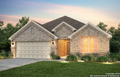 Bexar County Single Family Home New: 12250 Dusty Boots Rd