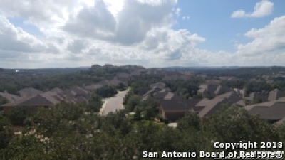 Boerne Single Family Home New: 8718 Sonoma Vista