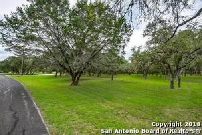 Bulverde Residential Lots & Land For Sale: Lot 69 Spotted Deer Dr