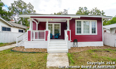 Single Family Home Price Change: 1012 Fulton Ave