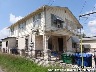 San Antonio Multi Family Home New: 607 S Chupaderas St