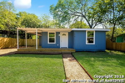 Guadalupe County Single Family Home New: 721 E Walnut St