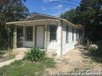 San Antonio Single Family Home New: 2943 Pitluk Ave