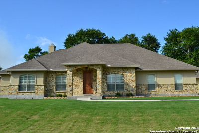 Guadalupe County Single Family Home New: 211 Inca Dove