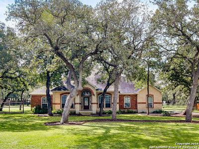 La Vernia Single Family Home Active Option: 141 Legacy Trace