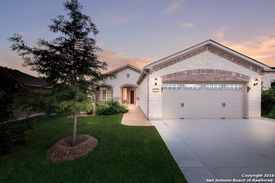 San Antonio Single Family Home New: 3962 Deep River