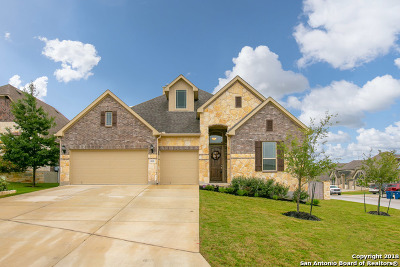 Fair Oaks Ranch Single Family Home New: 8830 Whisper Gate