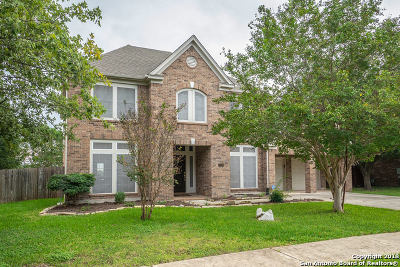 New Braunfels Single Family Home New: 2367 Oak Pebble