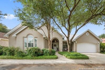 San Antonio Single Family Home New: 12 Cheshire Ct