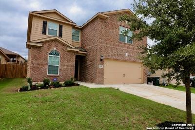 San Antonio Single Family Home New: 6627 Luckey Pine