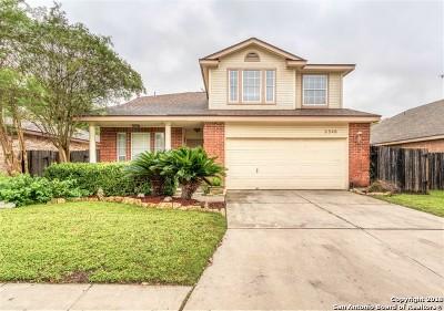 San Antonio Single Family Home New: 2346 Windmill Way