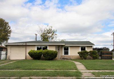 San Antonio Single Family Home New: 4263 Skelton Dr
