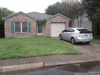 San Antonio Single Family Home New: 9523 Celine Dr