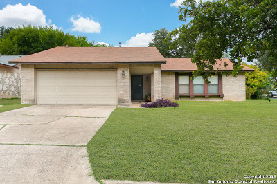 Single Family Home For Sale: 10221 Dugas Dr