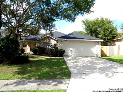 Schertz Single Family Home New: 3665 Diamond Falls