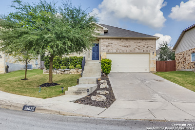 San Antonio TX Single Family Home New: $261,000