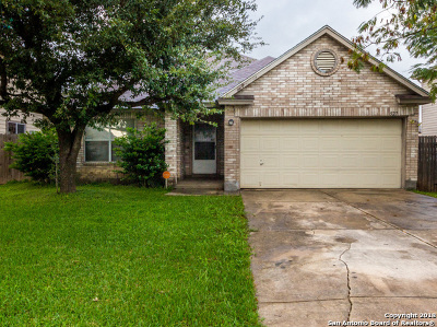 San Antonio Single Family Home New: 527 Las Puertas