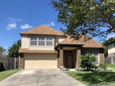 Converse Single Family Home Back on Market: 7719 Plainsman