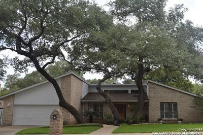 San Antonio Single Family Home New: 13238 Hunters Breeze St