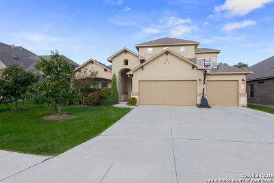 San Antonio Single Family Home New: 11459 Wake Robin