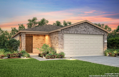 Guadalupe County Single Family Home New: 234 Elderberry