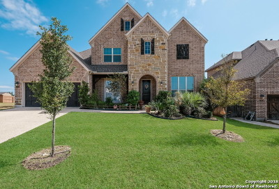 Single Family Home For Sale: 7635 Hays Hill