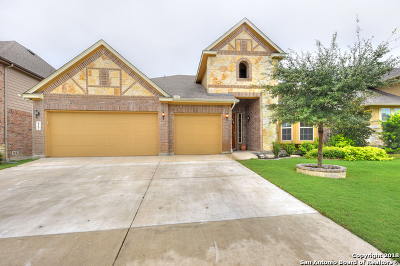 Cibolo TX Single Family Home Active RFR: $359,900