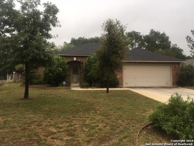 Atascosa County Single Family Home For Sale: 308 Bunker Hill