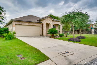 Bexar County Single Family Home New: 14930 Laudie Fox