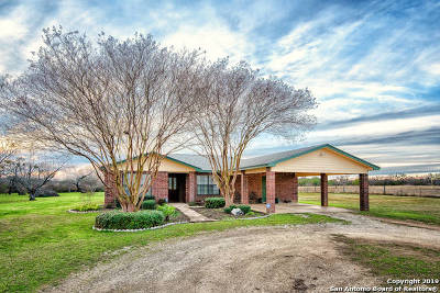 Atascosa County Single Family Home For Sale: 135 Brook Meadow Dr