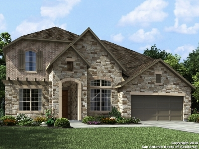 San Antonio Single Family Home New: 28006 Amalfi