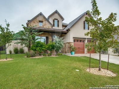 Boerne Single Family Home New: 184 Autumn Ridge