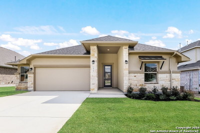Cibolo Single Family Home New: 824 Silver Fox