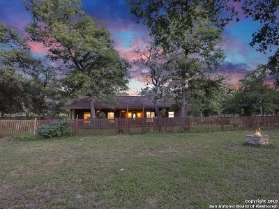 Guadalupe County Single Family Home New: 14180 Fm 466