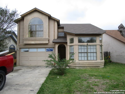 Single Family Home Price Change: 6021 Meadow Sunrise Dr