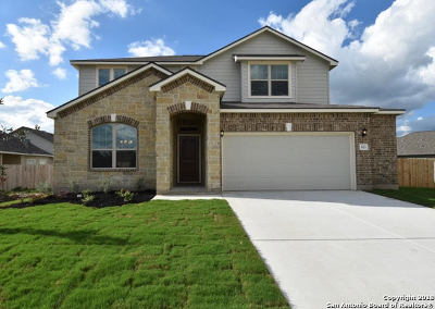 New Braunfels Single Family Home New: 811 Low Cloud