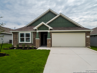 New Braunfels Single Family Home New: 3947 Legend Meadows