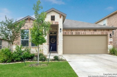 Bexar County Single Family Home Active RFR: 13030 Panhandle Cove