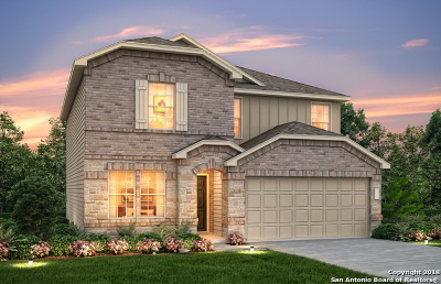 Bexar County Single Family Home New: 12123 Wagon Canyon