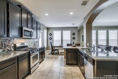 San Antonio Single Family Home New: 12435 Garrett Creek