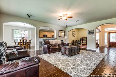 Cibolo Single Family Home New: 818 Stadler Cove