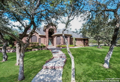 Bulverde Single Family Home Price Change: 1200 Crest Haven