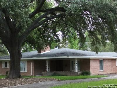 San Antonio Single Family Home New: 122 Linda Dr