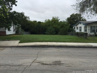San Antonio Residential Lots & Land New: 1827 Gorman