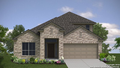 Cibolo Single Family Home New: 809 Western Bit