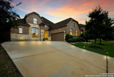 San Antonio Single Family Home New: 7822 Hermosa Hill