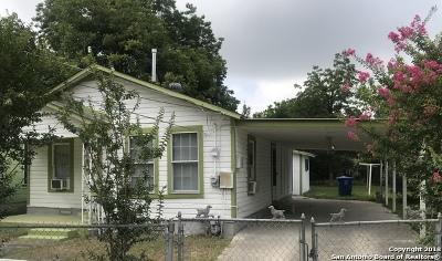 San Antonio Single Family Home New: 3126 Colima St