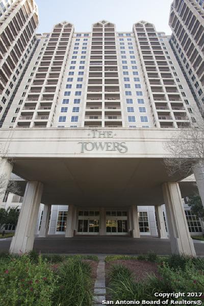 San Antonio Condo/Townhouse New: 1 Towers Park Ln #1204