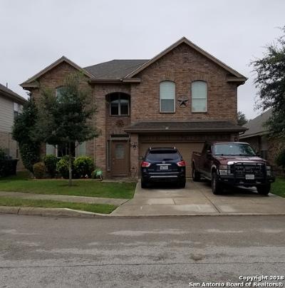 San Antonio Single Family Home New: 9310 Wind Dancer